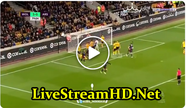 Sokratis GOAL vs Wolves [VIDEO]